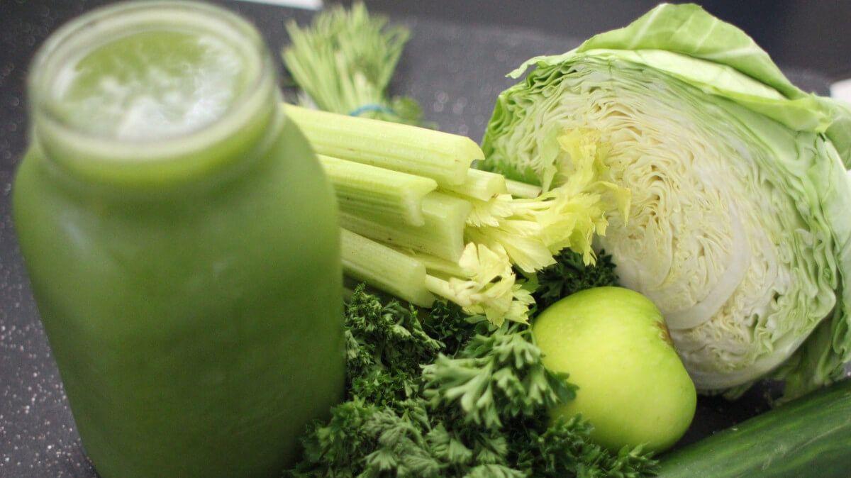 organic juice diet