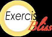 The sun exercise bliss logo