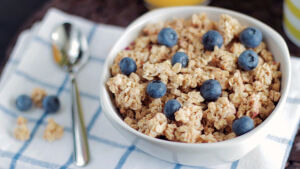 empty calories cereal