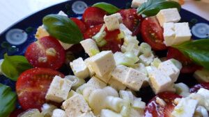 feta cheese med diet