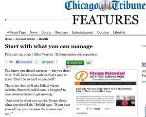 FR on Chicago Tribune