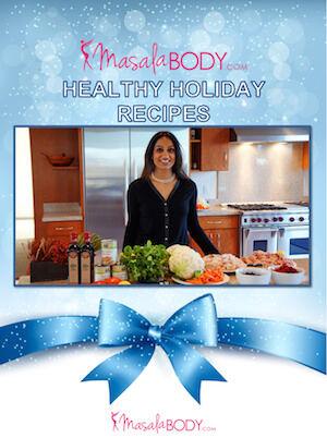 Healthy Holidays Recipes for Christmas ebook