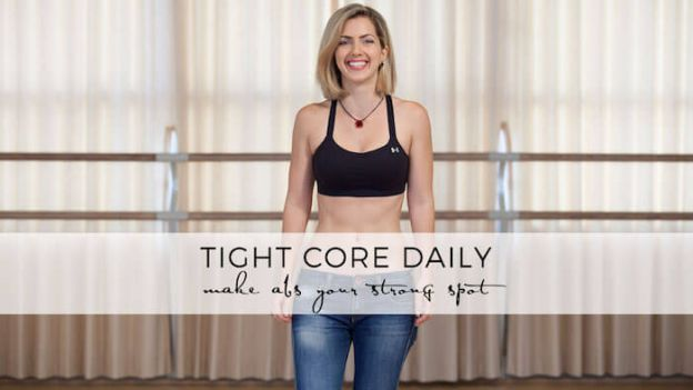 tight core daily