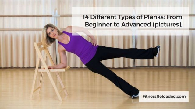 different types of planks