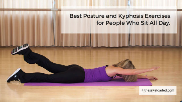 posture and kyphosis exercises