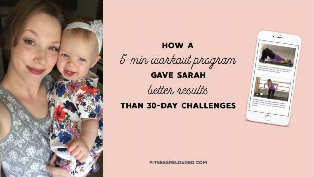 5-minute workout program