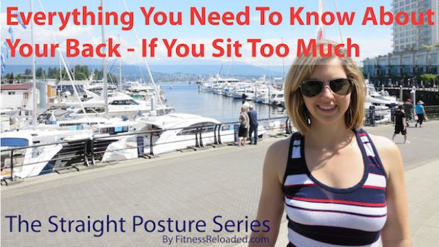 The Straight Posture Series