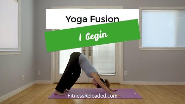 yoga workout routine