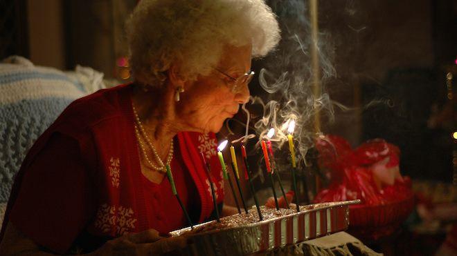 is birthday cake junk food?