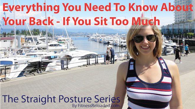 The Straight Posture Series