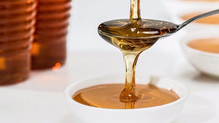 no sugar diet honey