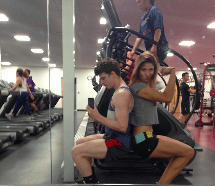 body shaming gym
