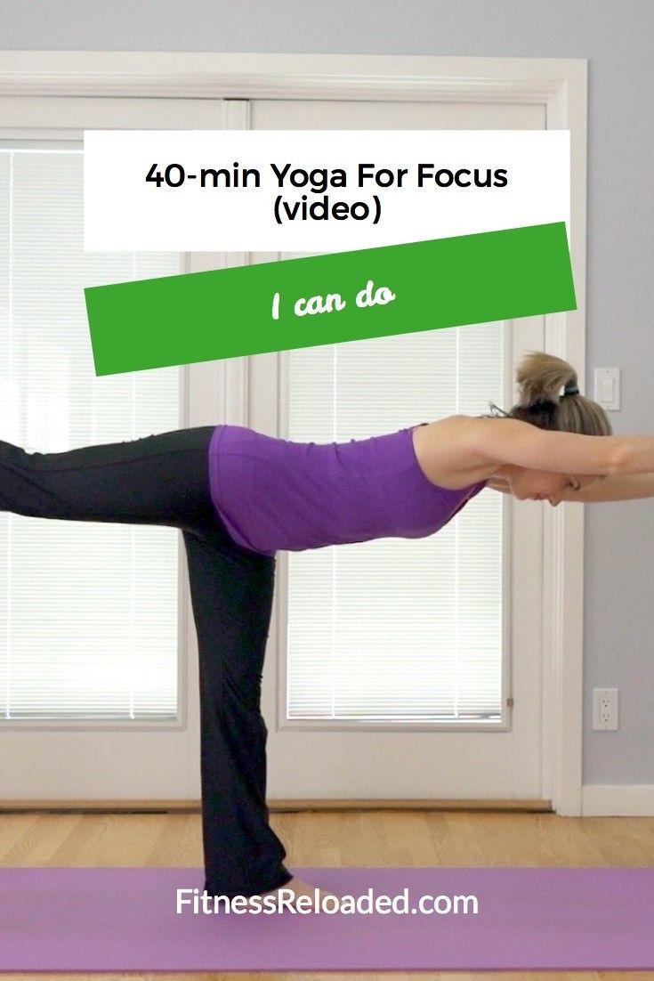 yoga for focus