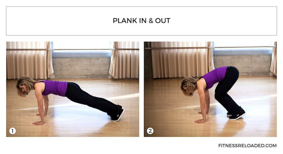 plank in and out
