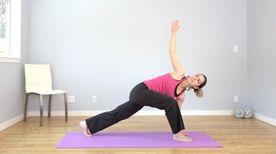yoga butt blaster workout