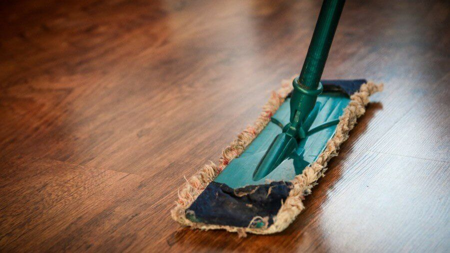 clean house exercise hack