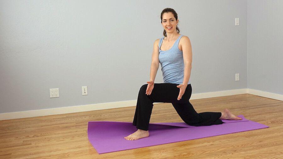 flat back yoga neutral spine